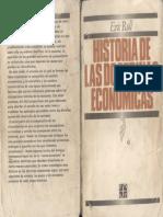 2. Roll - Historia de las doctrinas económicas (1)