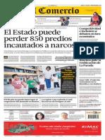 D-EC-22042013 - El Comercio - Portada - Pag 1