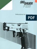 Manual-sig p226 Armorers