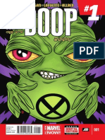 All New Doop Exclusive Preview