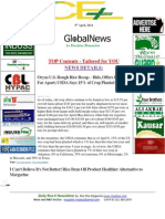 9th April 2014 Daily Global ORYZA Exclusive E-Newsletter by Riceplus Magazine