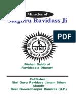 80660682 Miracles of Guru Ravidass Ji Chain Ram Suman