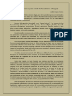 Nuestros Tribunales no pueden permitir otra Pascua Dolorosa en Paraguay