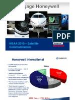 Honeywell InmarsatSatcom