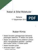 2. Ikatan & Sifat Molekuler.ppt