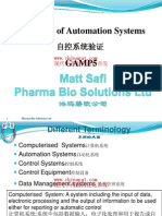 GAMP 5 Good Practice Guide-Matt Safi