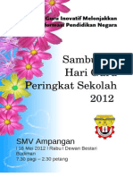 Buku Program Hari Guru
