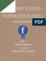 Persepsi Mahasiswa Menggunakan Facebook Sebagai Pembelajaran Inovatif
