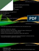 3 min presentation on Performance Indicator