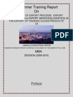 Exportimport Documentation