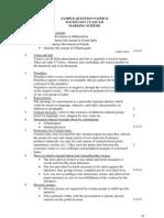 CBSE Class 12 Sociology Sample Paper-02 (Marking Scheme)