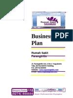 Bisnis Plan Rumah Sakit Parangtritis