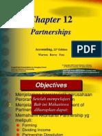 Akuntansi Untuk Bentuk Usaha Partnership