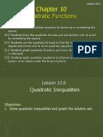 10 6 quadratic inequalities