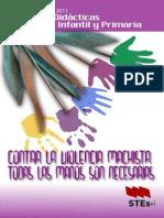 UD UnidadesDidacticas 25N 2011