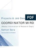 Saman Sara's Portfolio
