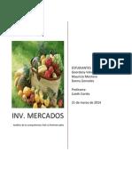 Análisis de Competencia Costa Rica - Palí vs Perimercados