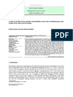A Study on the effect of free cash flow and profitability current ratio on dividend payout ratio