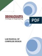 CD Lab Mannual Viisem