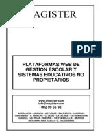 Plataforma Web Extremadura