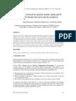Adaptive Guidance Model Based Similarity for Software Process Development Programming
