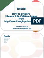 [VMWare][ENG] How-To install and configure an Ubuntu Virtual Server