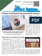 The Suffolk Journal 4/9/2014