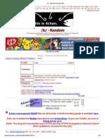4chan Trolls 50 Million Names