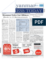 Myanmar Business Today - Vol 2, Issue 14