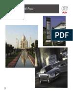 Audi Indian Facilities