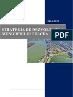 Strategia de Dezvoltare a Municipiului Tulcea