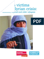 Hidden victims of the Syrian crisis