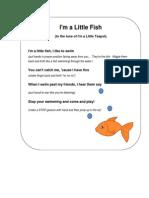i'm a little fish