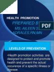Health Promotion 12