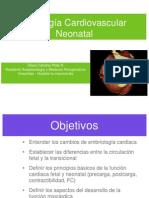 Fisio Cardiovascular y Pediatria