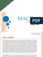 Powerpoint Presentation - MacKay