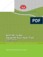 NRHM Eleventh Five Year Plan