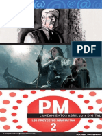 Abril 2014 digital_Planeta DeAgostini Cómics