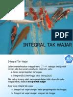 10. Integral Tak Wajar Stt