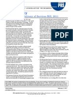 Final-Bill Summary-Electronic Services Bill_ 2011