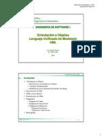 IS1-2012-Modelado OO Con UML
