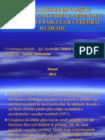 Lucrare de Licenta - Studiul Asupra Dinamicii Valorilor Glicemiei La Bolnavi Cu AVCI
