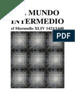 M-44 (1421-1440) El Mundo Intermedio