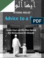 Dear Beloved Son (Ayyuha'l-Walad)Advice to a son