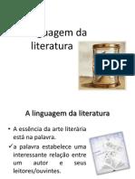A Linguagem Da Literatura