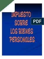 Regimen Tributario M2 Presentación 2 - Posesión de bienes