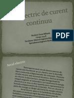 Arc Electric de Curent Continuu
