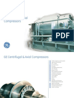 Centrifugal & Axial Compressors (Ge)