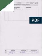 MP-CA-010 Identificacion y Trazabilidad