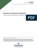 Compressor Anti-surge Control Application (Emerson)